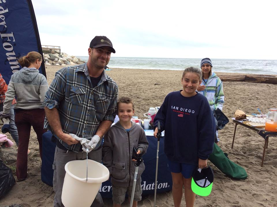 Annual Coastal Cleanup Day 2013