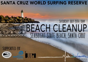 Seabright Cleanup Poster
