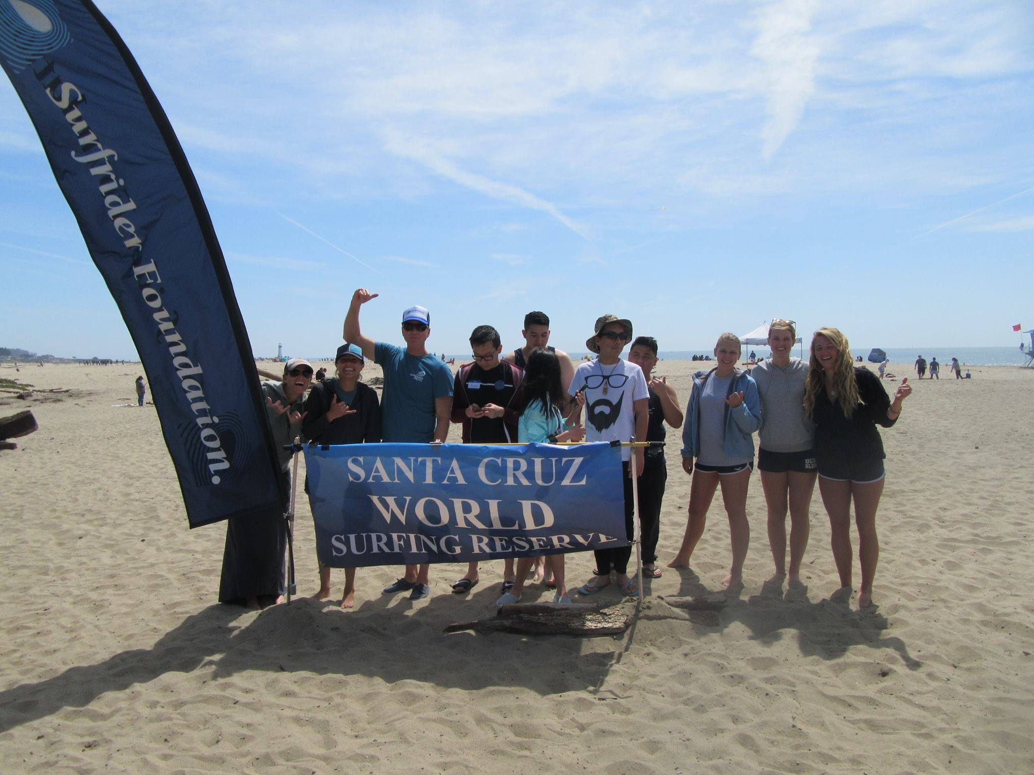 March Beach Clean Up Results