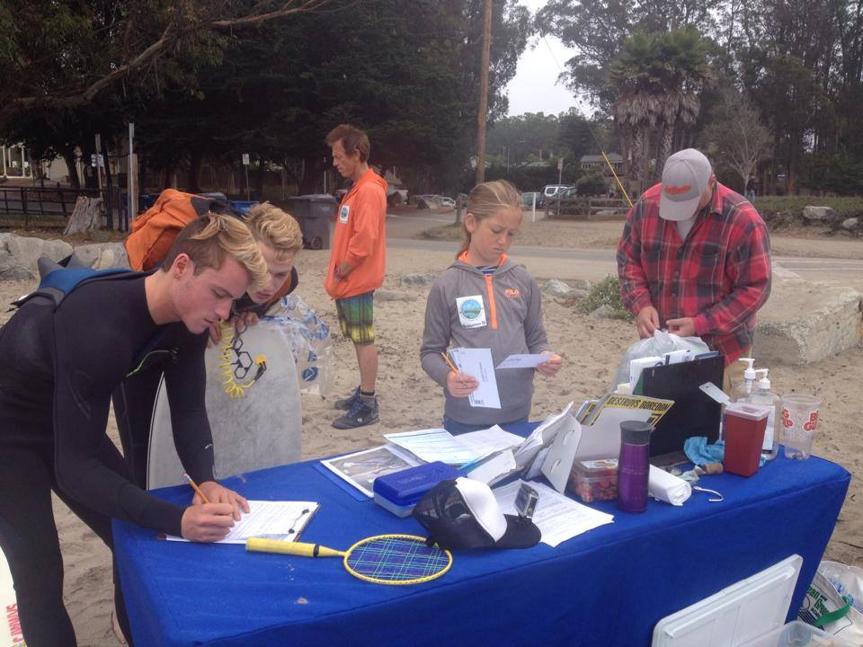 Annual Coastal Clean Up Day